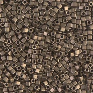 Cube beads 1.8mm