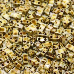 Half Tila beads 5x2.3mm