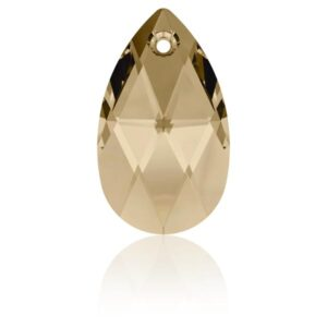 Swarovski elements - Pendant Pear 22mm - 6106