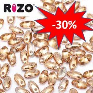 Rizo beads